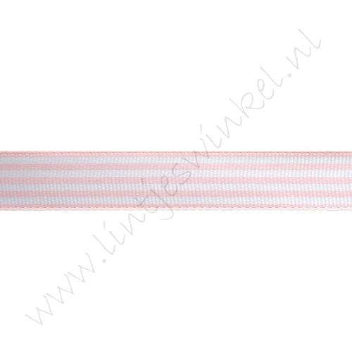 Strepenlint 16mm - Roze