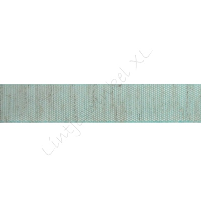 Katoenlint 16mm - Combi Nylon Licht Tiffany (314)