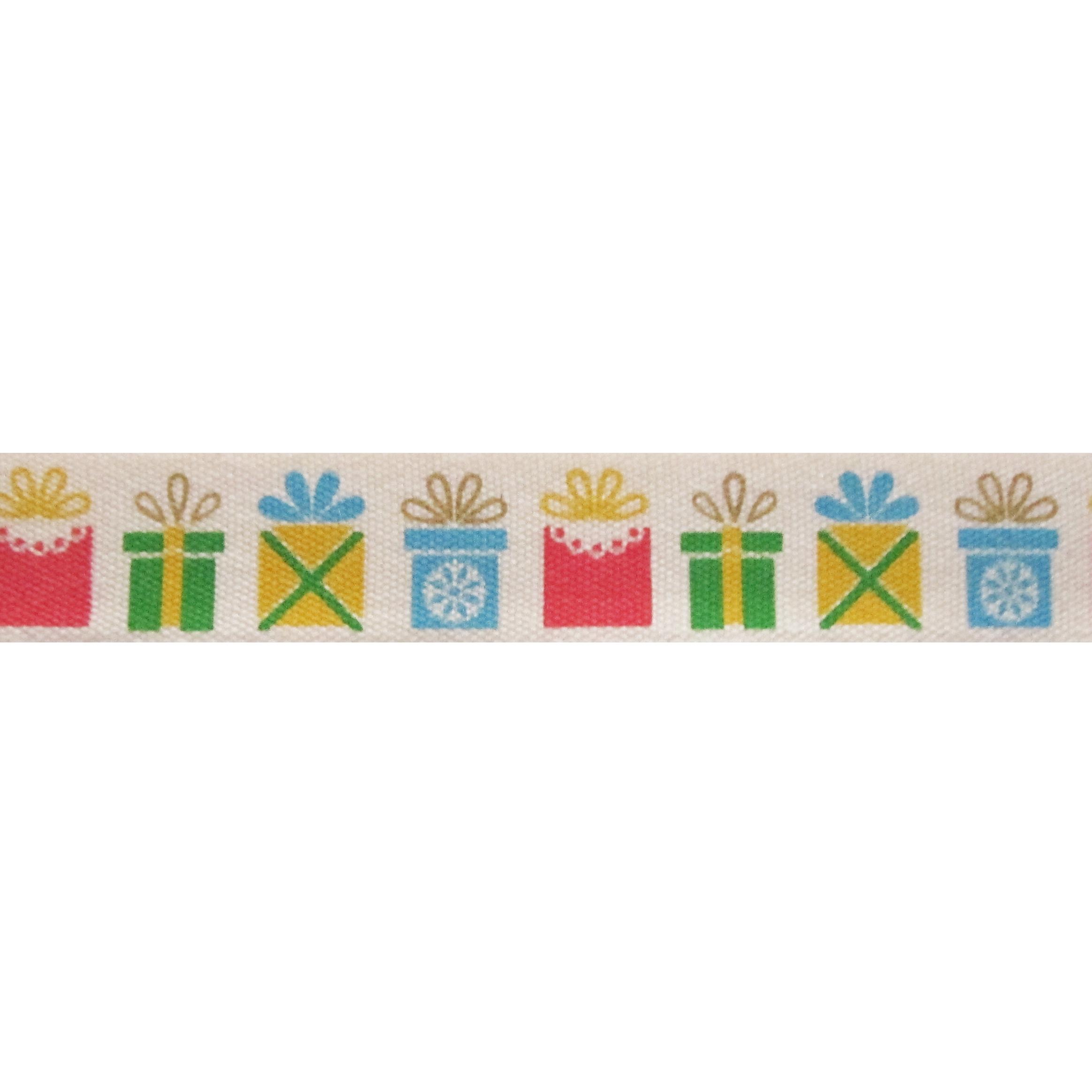 Katoenlint 16mm - Kleurrijke Cadeautjes