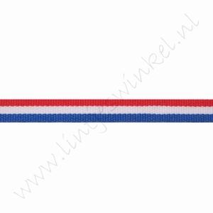 Lint vlag 6mm (rol 22 meter) - Holland (dubbelzijdig)