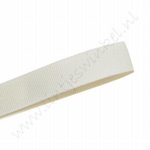 Grosgrain lint 16mm (rol 22 meter) - Creme (810)