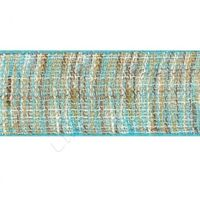Jute 25mm - Mix Misty Turquoise