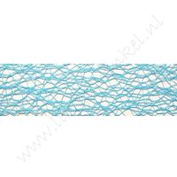 Crispy (net) lint 30mm - Aqua