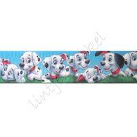 Lint Cartoon 22mm - 101 Dalmatiers