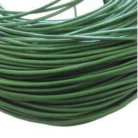 Leerkoord 1,5mm - Donker Groen