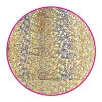 Krullint 10mm - Holo Goud