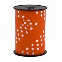 Krullint 10mm - Ster Oranje