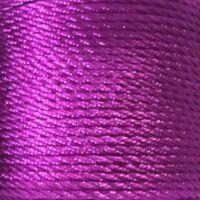 Gedraaid koord 2mm - Violet (675)