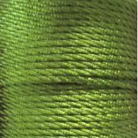 Gedraaid koord 2mm - Olijfgroen (214)